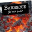 Barbecue, fire and smoke - cover photo