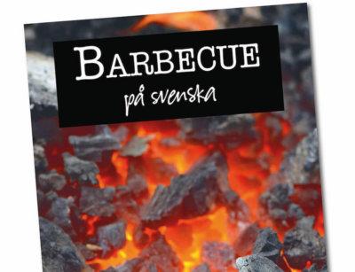 Barbecue på svenska - omslagsbild