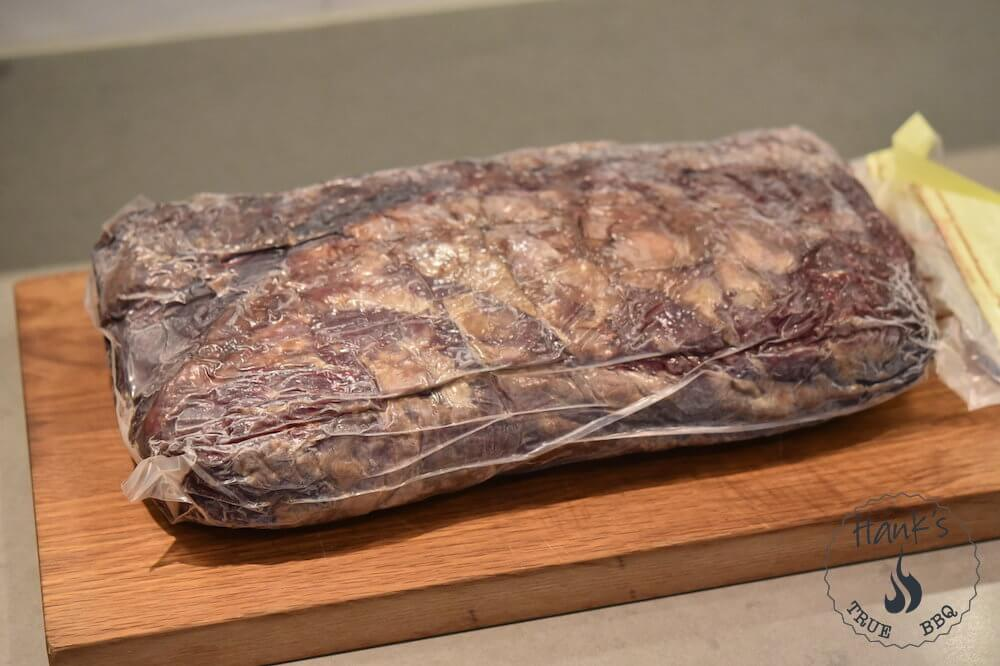 Kött i mörningspåse