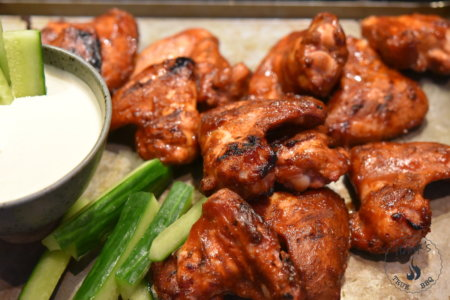American Chicken Wings