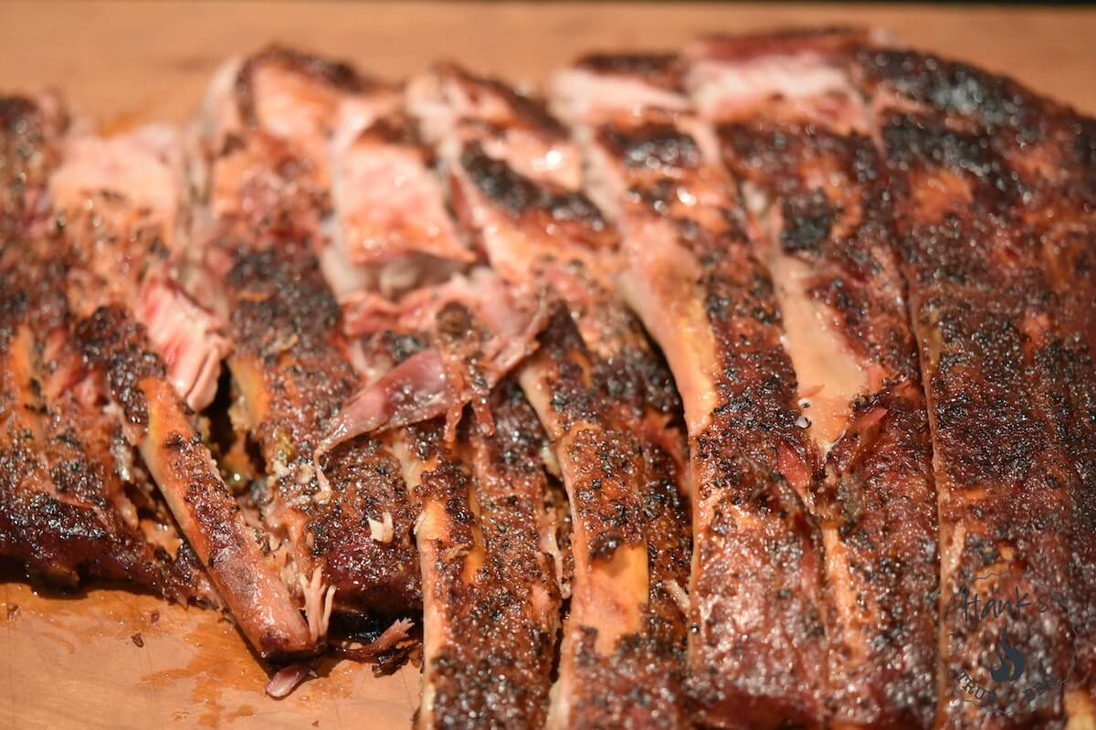 Aaron Franklin Style Ribs