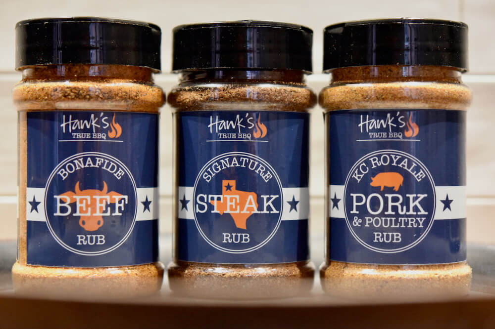 Hank's Rub Trifecta
