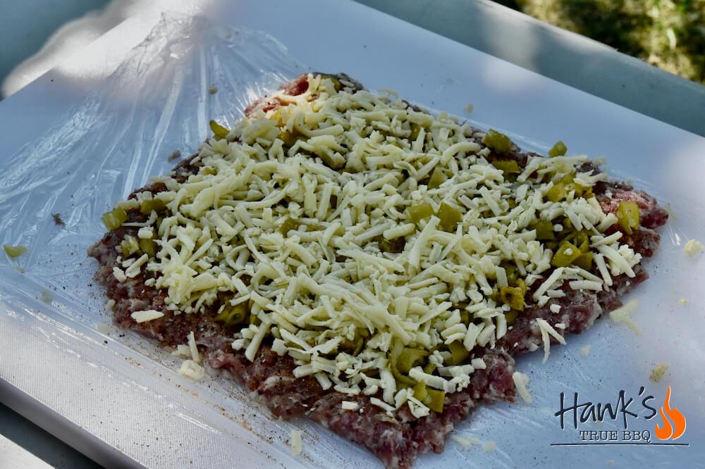 Salsiccia Fatty med fyllning