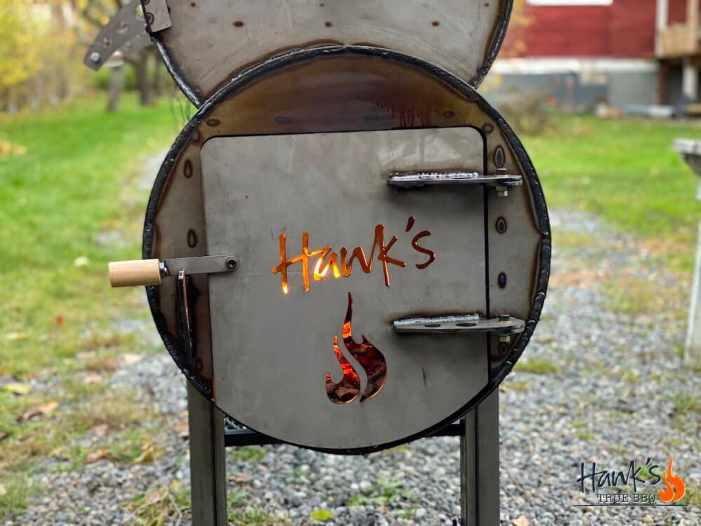 Hank's True Smokers™ - Firebox