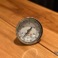 Hank's True BBQ™ Termometer