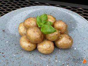 Confiterad potatis
