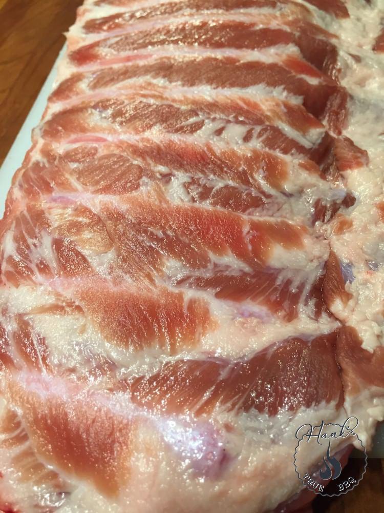 how to make a brine for pork ribs