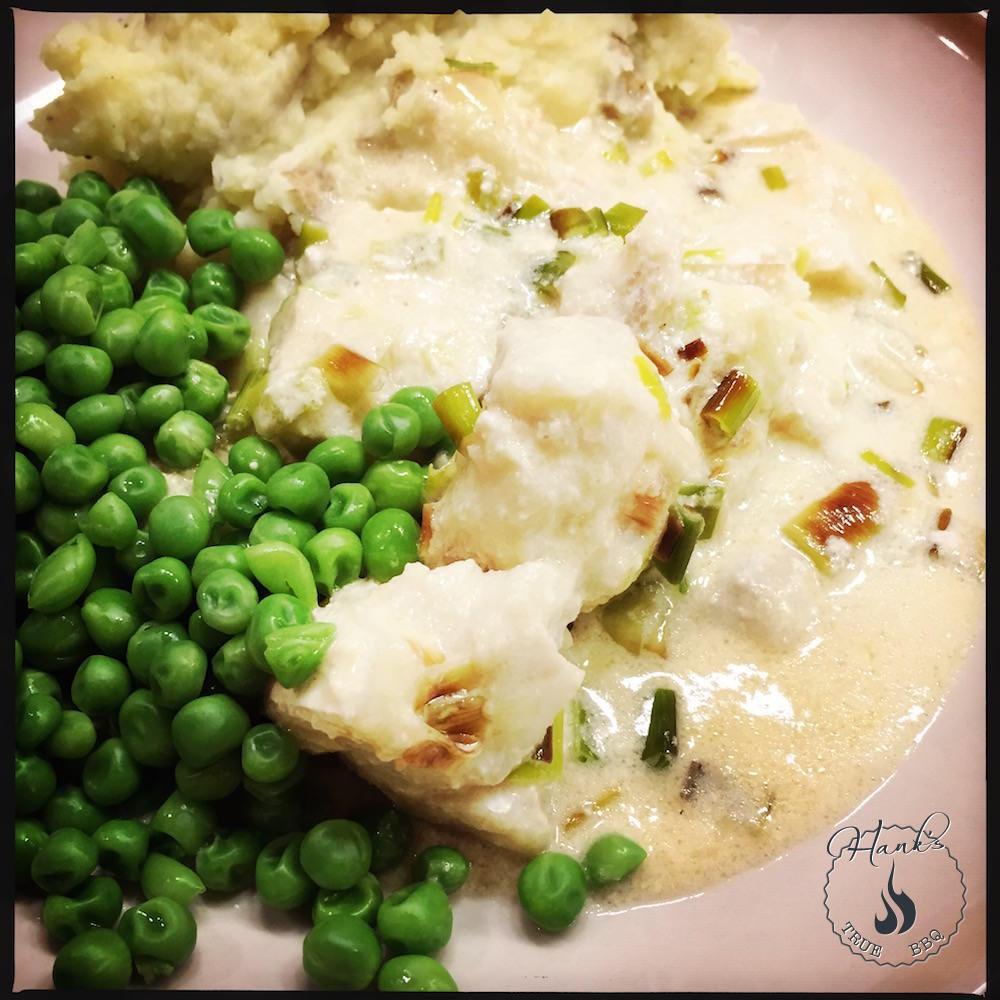 Cod casserole