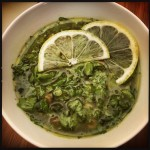 Lemon and Caper sauce, mixed