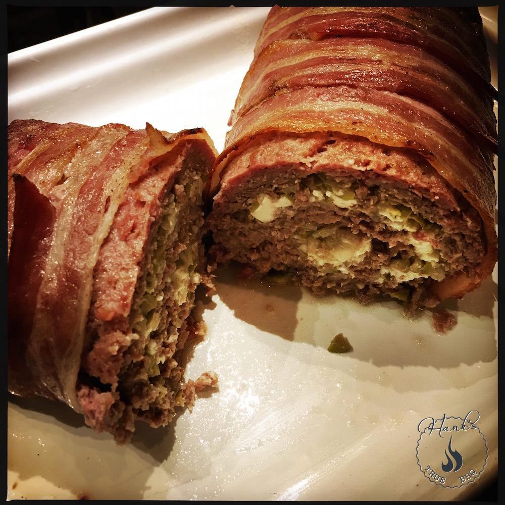 Greeek BBQ Fatty