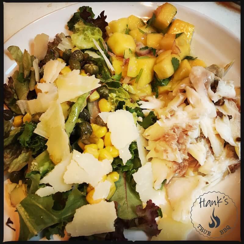 Seabream Salad