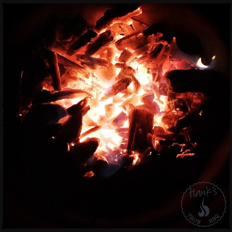Hot coals for the Cote de Boeuf