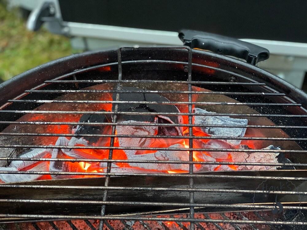 Pig candy fire