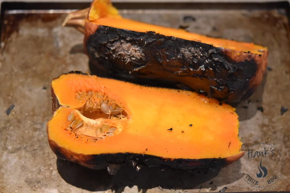 Sliced butternut