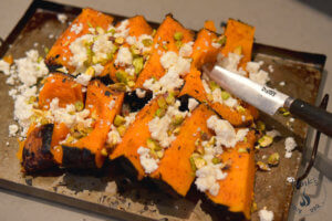 Chargrilled Butternut