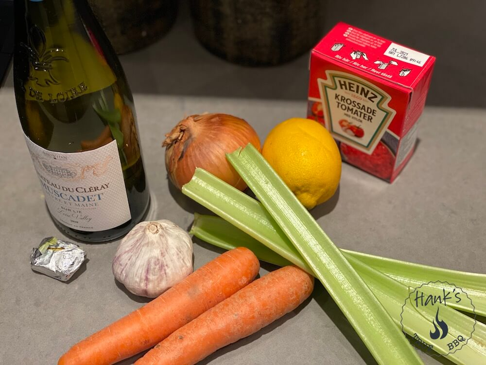 Osso Buco Ingredients