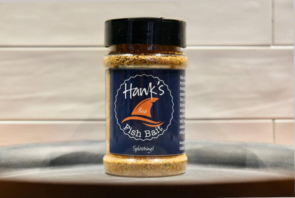 Hank's Fish Bait Rub