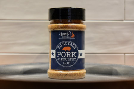 Hank's KC Royale Rub