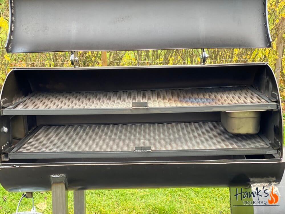 Hank's True Smokers™ - Two shelves