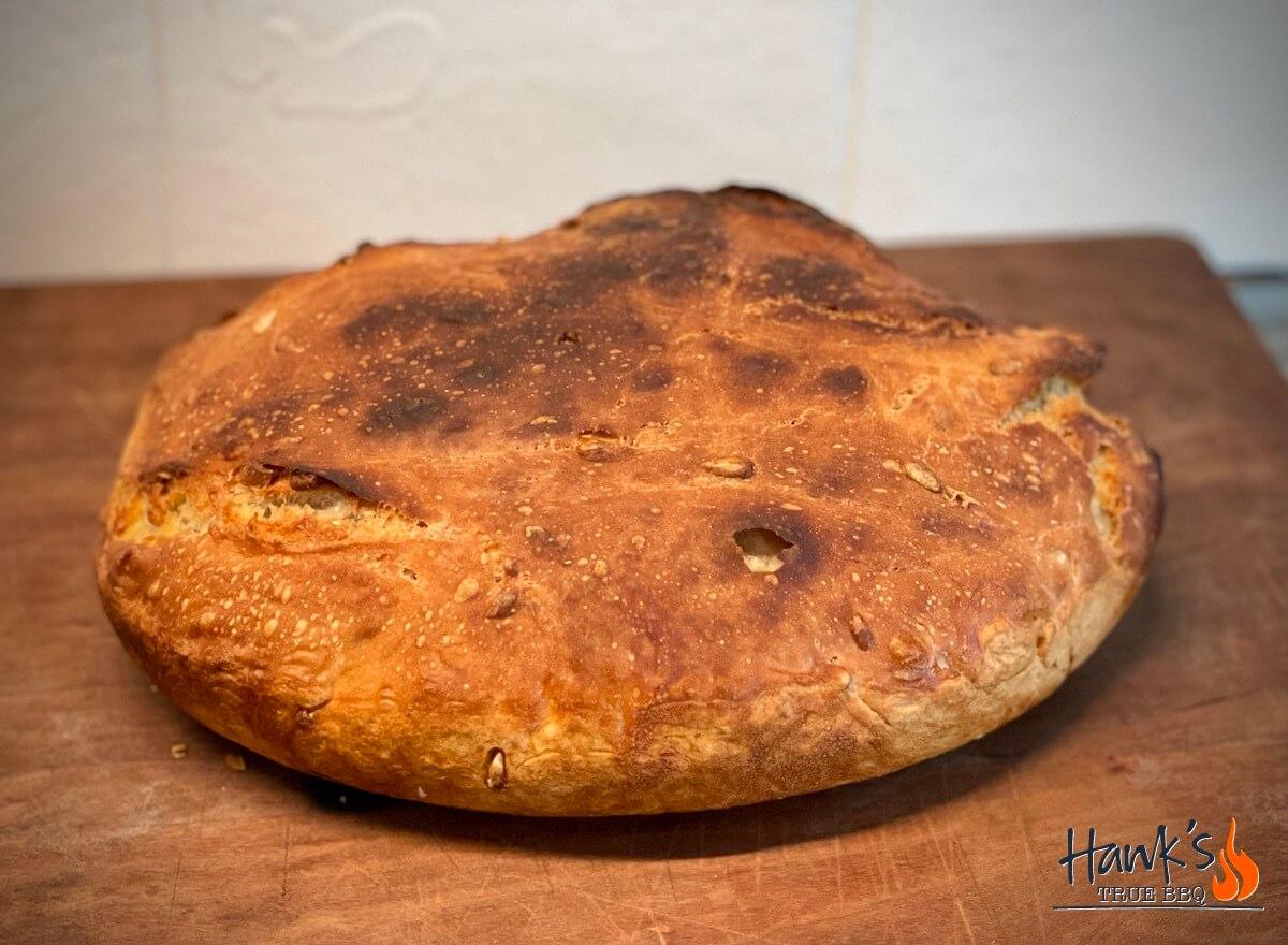 Slow Bread in a Dutch Oven